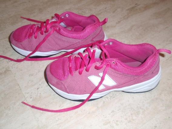 / Zapatos Deportivo New Balance Para Niñas Talla 32 10 $