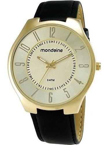 Relógio Masculino Mondaine Analógico Original 76264gpmbdh3
