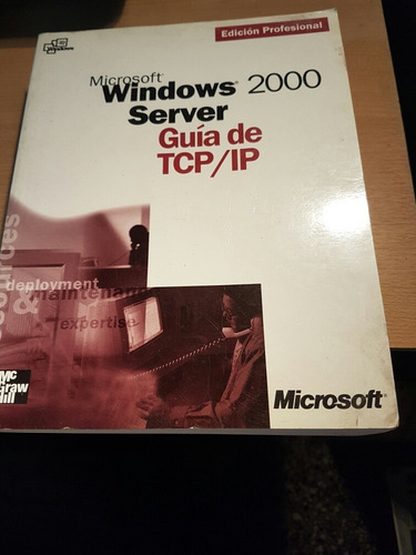 Libro Windows 2000 Server Guia Tcp/ip