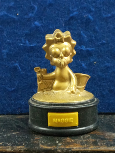 Imagen 1 de 3 de Los Simpson The Movie * Maggie * Burger King * 2007 *