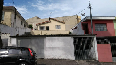 Terreno Residencial À Venda, Vila Linda, Santo André. - Te4370