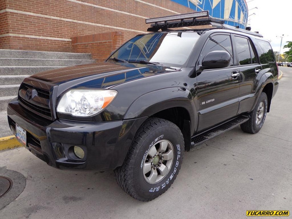 Toyota 4runner Limited Automático 4x4