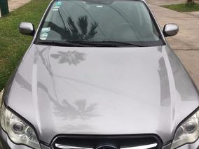 Subaru Lecacy Plateado Modelo 2009 Awd
