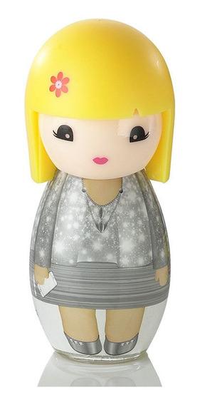 Perfume Dama Kaomi Style Diseño Muñeca Japonesa 50ml Fuller