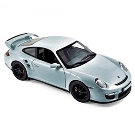 Miniatura Carro Norev Porsche 911 Gt2 - 2007 - Escala 1/18 -