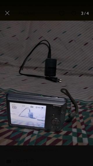 Câmera Digital Sony 14.01 Mega Peixes Incluso Cartão 4gb