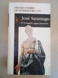 Libro Jose Saramago El Evangelio Segun Jesucristo