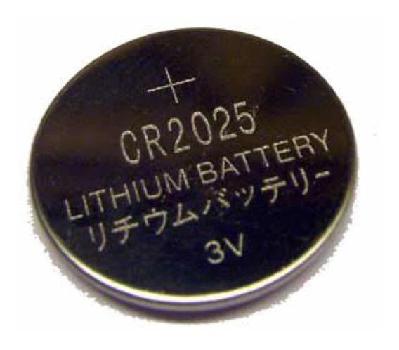 Pilha Bateria Cr2025 Para Óculos 3d Ativo Samsung Ssg-2100ab