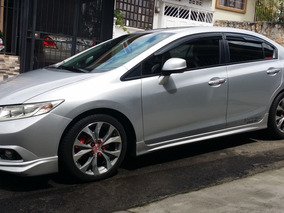 Honda Civic Civic Si 4pts 2012