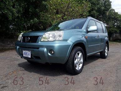 Nissan Xtrail 2002 4x4