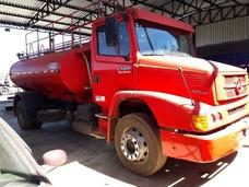 Mercedes 1318 4x2 Ano 2010 Tanque Pipa Gascom