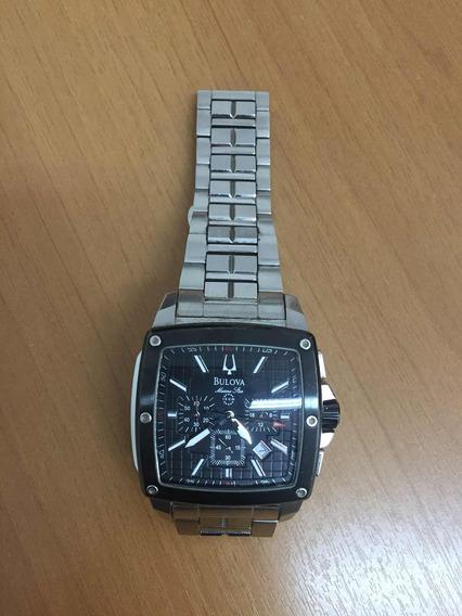 Relógio Bulova Marine Star Chronograph Original