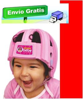 Accesorios Casco Protector Para Bebe - Original Certificado