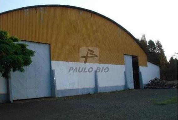 Galpao Industrial - Itaqui - Ref: 3166 - L-3166