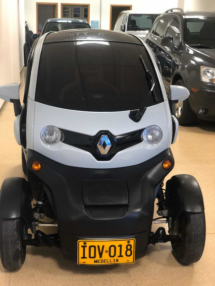 Renault Twizy Electrica