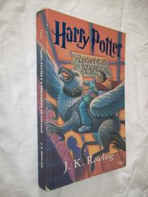 * Livro Harry Potter - J. K. Rowling Escolha Título Ao Lado