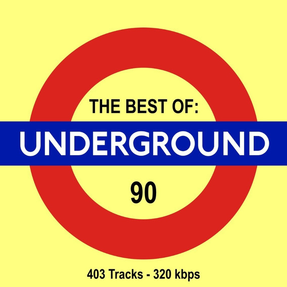 Underground 90 - Cdj - Dj
