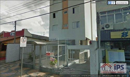 Apto - Centro De Barão Geraldo - Ap0257