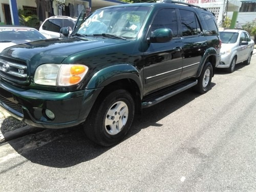 Toyota Sequoia Limited Americana