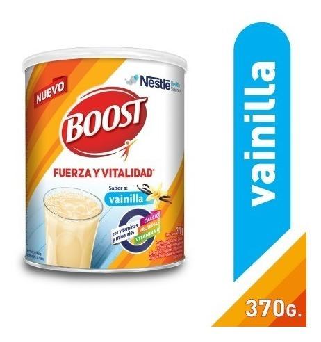 Suplemento Nutricional Boost Vainilla Lata 370g Nestlé