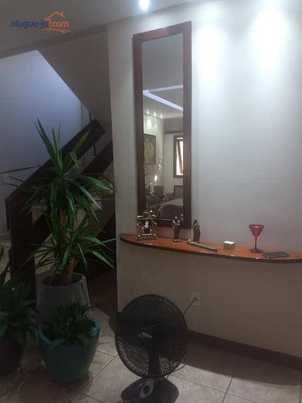 Sobrado Com 4 Dormitórios À Venda, 250 M² Por R$ 1.275.000,00 - Jardim Das Colinas - São José Dos Campos/sp - So1166