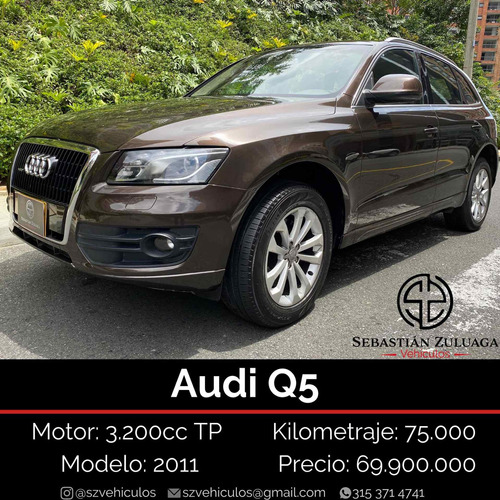 Audi Q5 2011 3.2 Fsi S-tronic Quattro