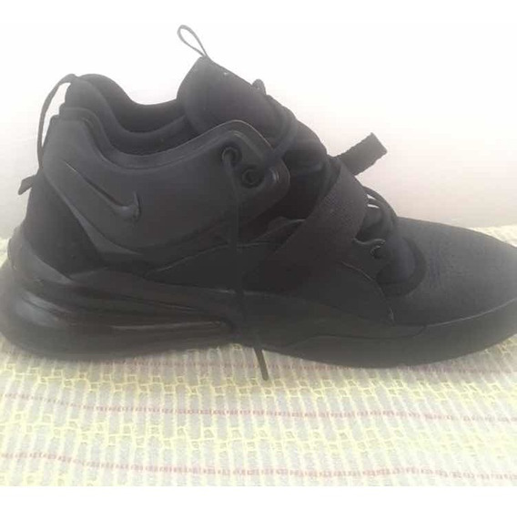 Tênis Nike Air Force 270 Triple Black