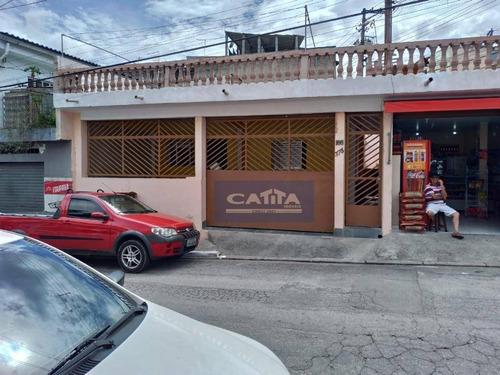 Imagem 1 de 28 de Casa Com 2 Dormitórios À Venda, 156 M² Por R$ 380.000,00 - Fazenda Caguaçu - São Paulo/sp - Ca4059