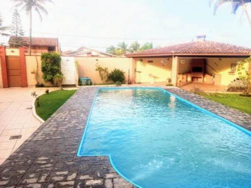 Imagem 1 de 14 de 7325 | Casa Com Piscina 06 Quartos Em Itanhaém.