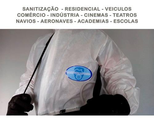 Sanitização - Eventos, Escolas, Aeronaves, Residências, Etc