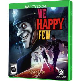 Jogo We Happy Few Xbox One.