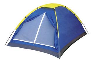 Barraca Acampamento Camping 3 Pessoas Iglu Mor