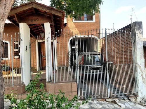 Casa À Venda, 213 M² Por R$ 265.000,00 - Vila Carvalho - Sorocaba/sp - Ca7445