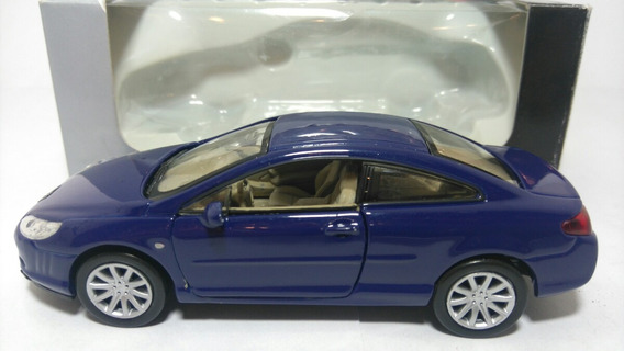 Peugeot 407 Coupe Welly Milouhobbies A1500