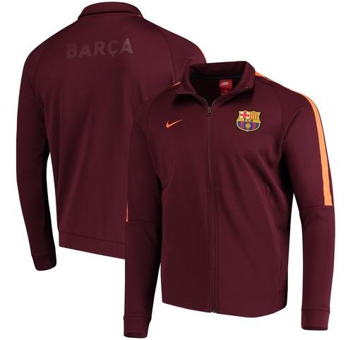 Chaqueta Nike Fc Barcelona Authentic 2017/18 - 100% Original
