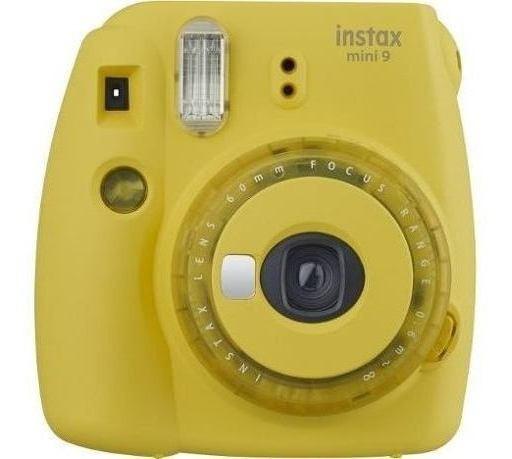 Câmera Instantânea Fujifilm Instax Mini 9 Grátis 10 Fotos