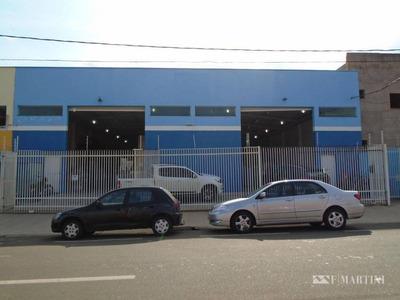 Barracão Comercial Para Locação, Água Branca, Piracicaba. - Ba0169