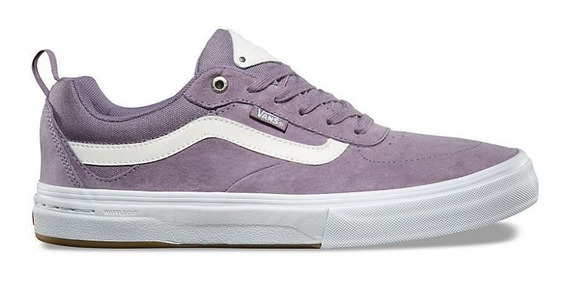 Vans Walker Pro Purple 100% Originales Zapatillas Tenis