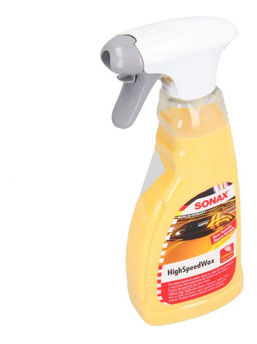 Sonax High Speed Wax Cera Liquida Alta Velocidad 500 Ml