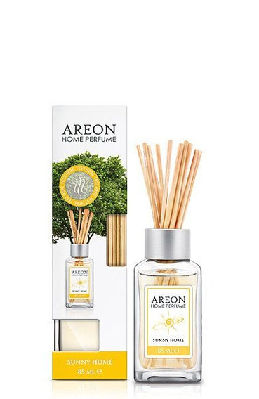 Aromatizante Importado Areon Home Sticks Sunny Home 85 Ml