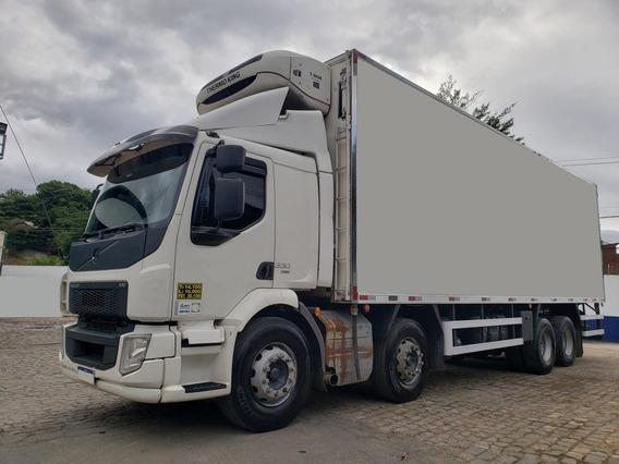 Volvo Vm 330 Bitruck 2015/16 (no Chassi) = P310 Scania Mb Vw