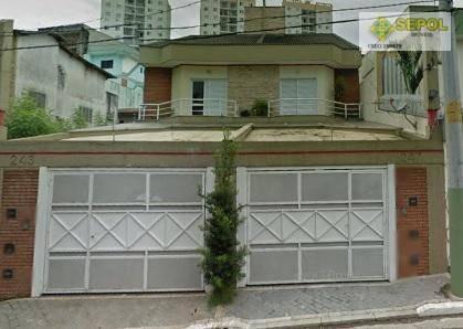 Sobrado Residencial Para Locação, Vila Mafra, São Paulo. - So0070