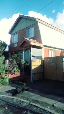 Casa1 Baño. 4 Dormitorio. Iiving Comedor.estacionam 3 Vehicu
