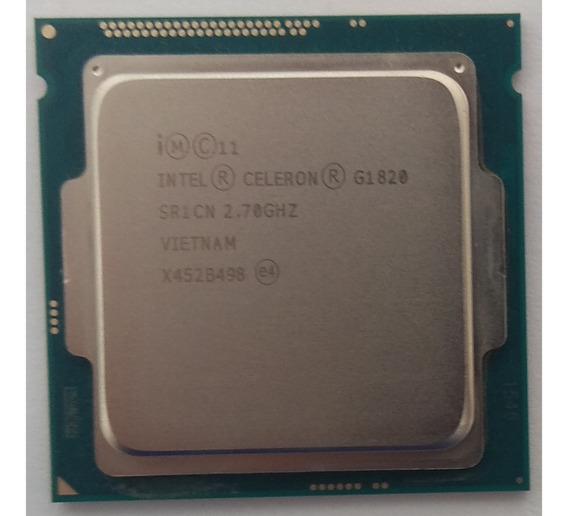 Processador Intel Celeron G1820 4ª Geração 1150