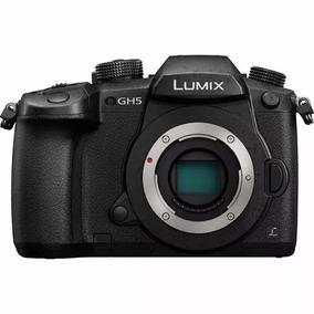 Panasonic Lumix Dc Gh5 Mirrorless Micro Four Thirds Camera