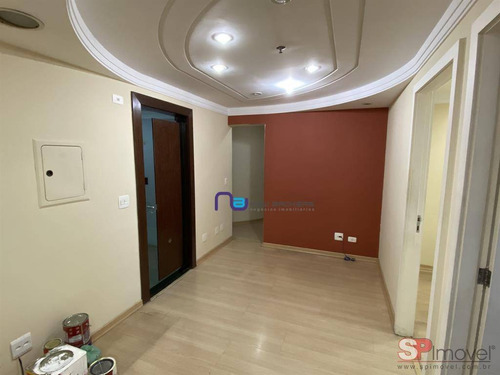 Imagem 1 de 12 de Sala Para Alugar, 63 M² Por R$ 2.500,00/mês - Tatuapé - São Paulo/sp - Sa0509