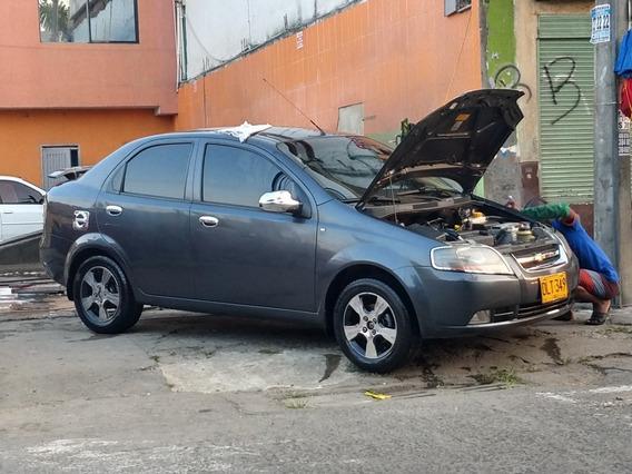 Chevrolet Aveo Ls 1.6