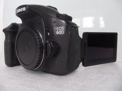 Câmera Canon Eos 60d - Usada