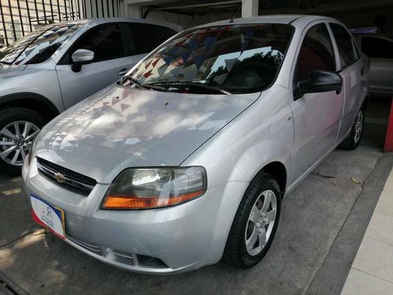 Chevrolet Aveo Ls 2011 1.6