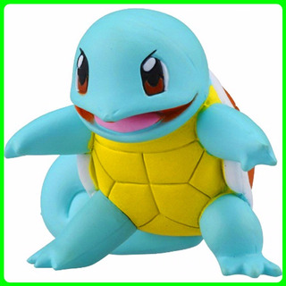 Pokemon Moncolle Ex Squirtle Original Tomy Takara Japon